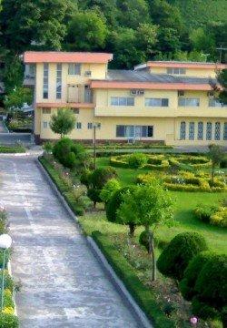 هتل فجر(آبشار) لاهیجان