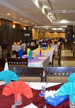 هتل بزرگ آزادی مشهد