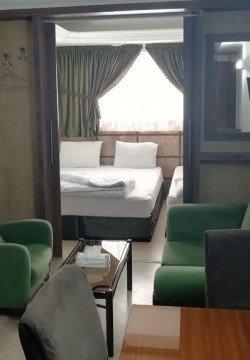 هتل معین درباری مشهد