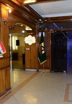 هتل مقدم مشهد
