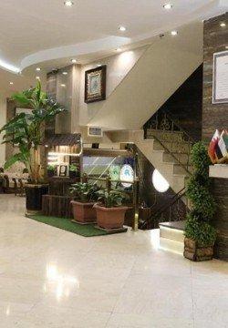 هتل نوین مشهد
