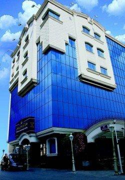 هتل پرنیان مشهد
