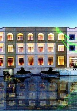 هتل قصرالضیافة مشهد