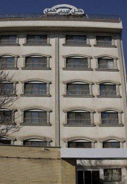 هتل شفق مشهد