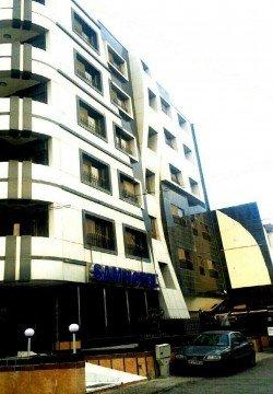 هتل سام مشهد