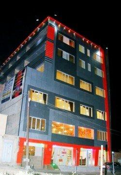 هتل آران مشگین شهر