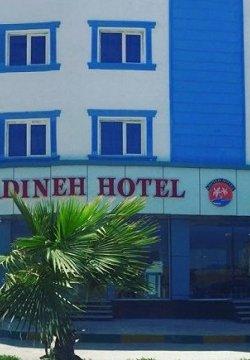 هتل آدینه قشم