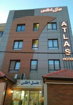 هتل اطلس قم