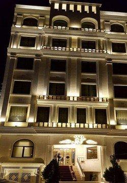 هتل ملل قم