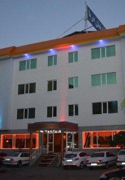 هتل دریا سرعین