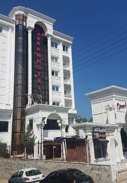 هتل اسرم ساری