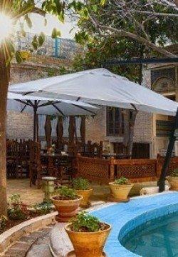 هتل داروش شیراز