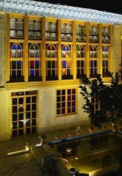 هتل گل طاها شیراز