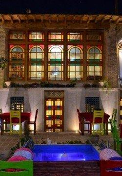 هتل عمارت هفت رنگ شیراز