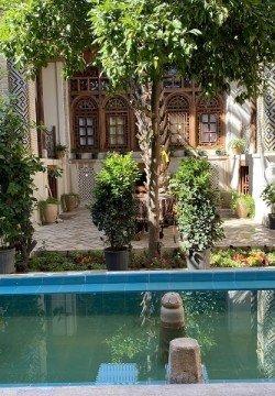 هتل ایران مهر شیراز