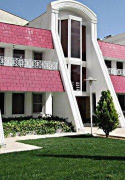 هتل مجتمع جهانگردی شیراز