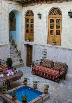 هتل سپهری شیراز