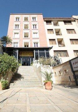 هتل تچر شیراز