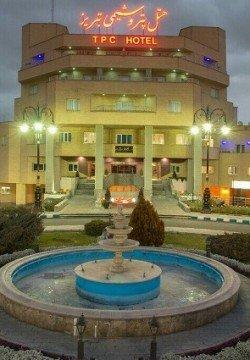 هتل پتروشيمی تبریز