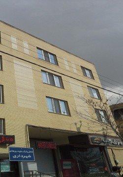 هتل زیبا تبریز