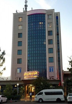 هتل ونوس تهران
