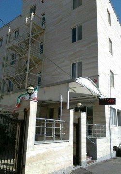 هتل ایران پارک ارومیه