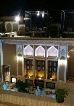 هتل سنتی رویای قدیم يزد