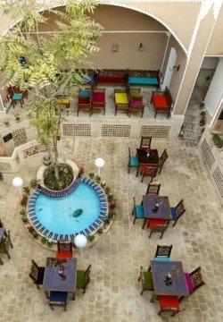 هتل ترنج سبز يزد