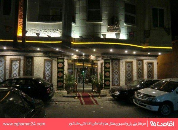 هتل مشاهیر