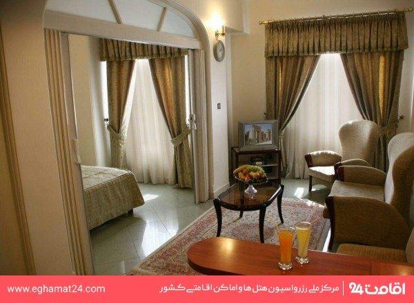 عکس هتل پرنیان مشهد