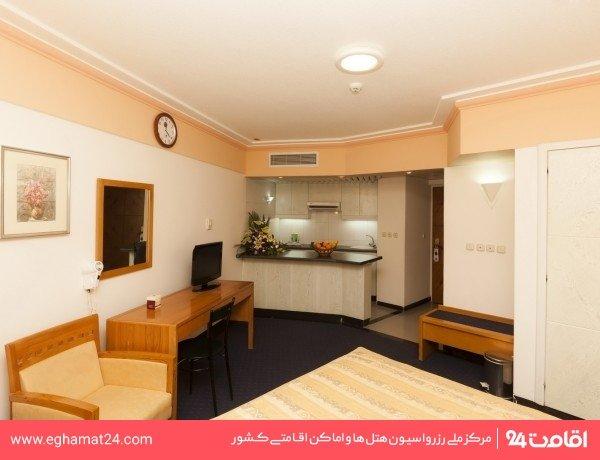 عکس هتل پارس آوا مشهد
