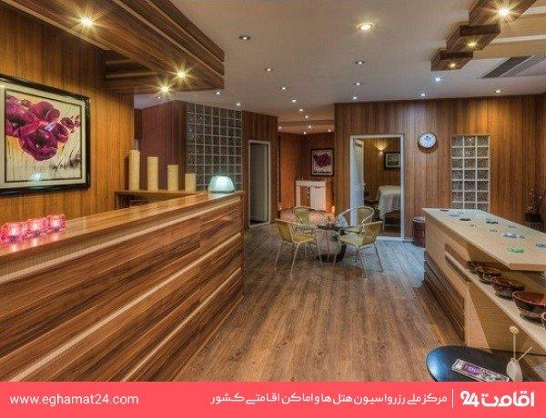 تصاویری از هتل پارس مشهد