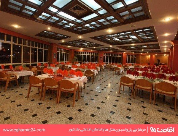 عکس از هتل پارس آوا مشهد