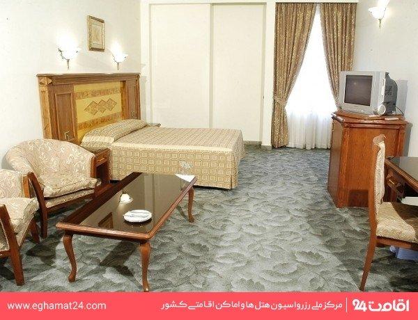 تلفن هتل پارسیان مشهد