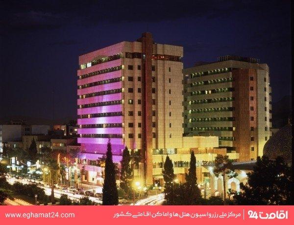 تصاویر هتل پنج ستاره پارس مشهد