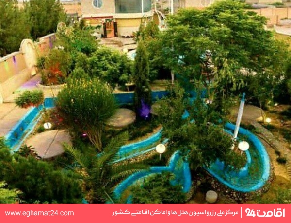 باغ شهران