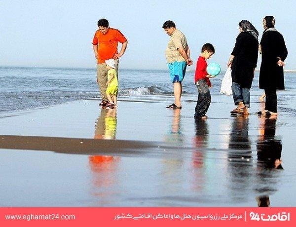 منطقه سالم سازی دریا