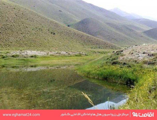 دریاچه سد دریوک