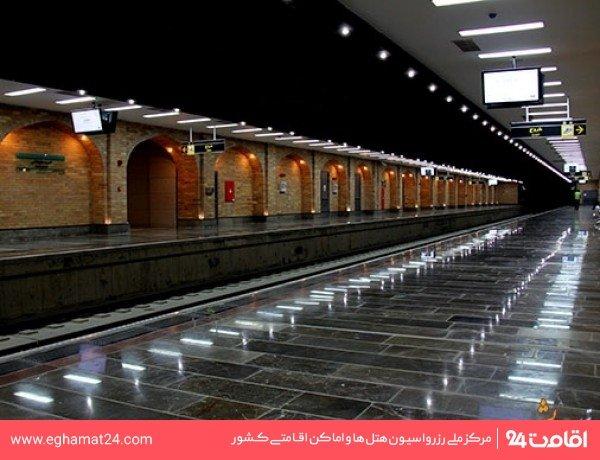 ایستگاه مترو شهدا