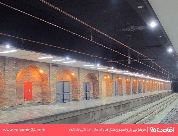 ایستگاه مترو باهنر
