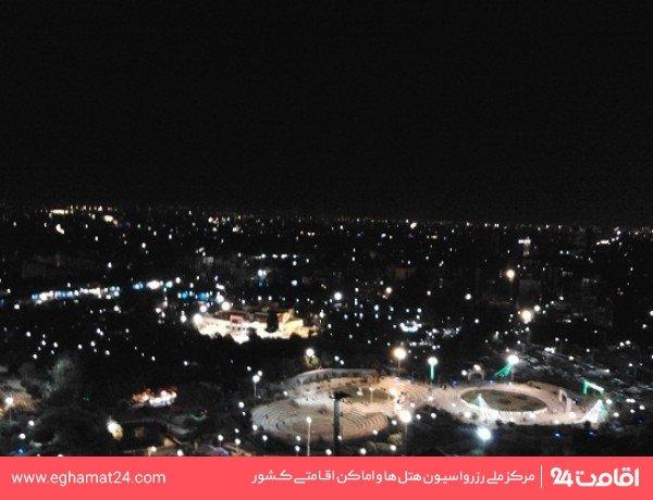 عکس هتل بام مشهد