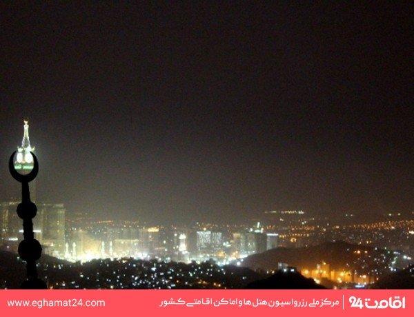 عکسهای بام مشهد