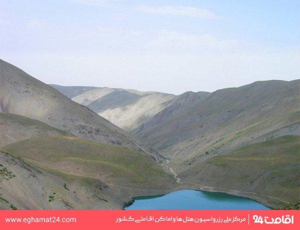 دریاچه چشمه سبز
