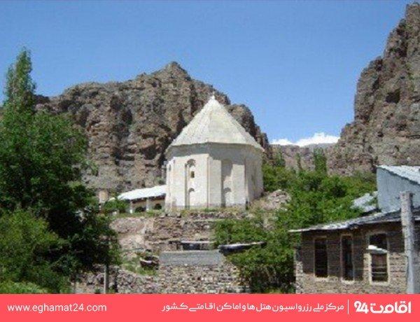 مسجد جامع بلده