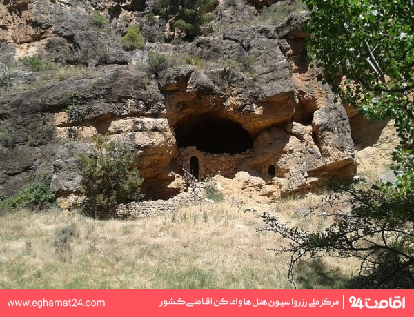 غارهای رامسر
