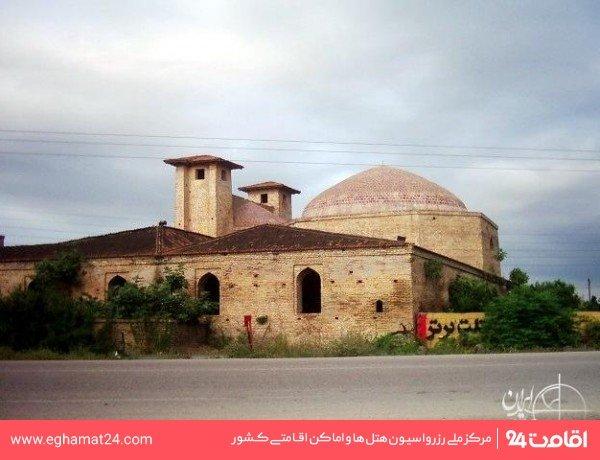مسجد فرح آباد