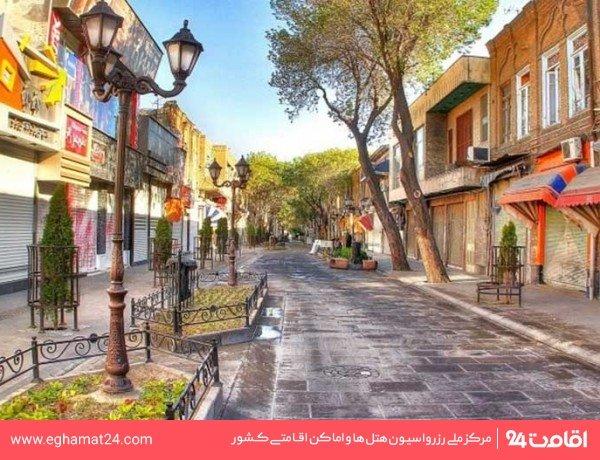 خیابان تبریز