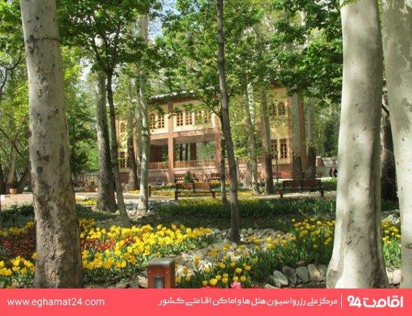 بوستان باغ ایرانی
