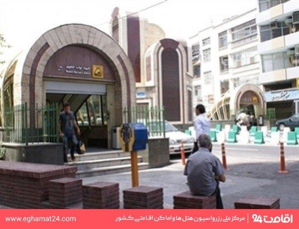 ایستگاه قطار شهری شهید نواب صفوی