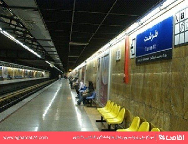 ایستگاه قطار شهری طرشت